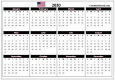 Us Calendars Public Holidays In Usa 2020 Calendar Dream