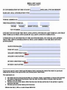 Automotive Bill Of Sale Colorado Free Douglas County Colorado Bill Of Sale Form Pdf