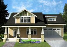 Floor Plans For Bungalow Houses Arts Crafts Bungalow House Plan 50104ph