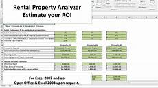 Investment Property Spreadsheet Investment Property Excel Spreadsheet Natural Buff Dog