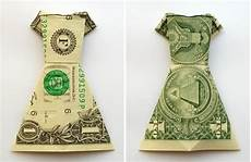 How To Fold Money Into Pants Money Origami Dress Folding Instructions With Photos Amp Video