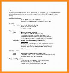 Cna Objective Resume 12 13 Cna Resume Objective For Hospital
