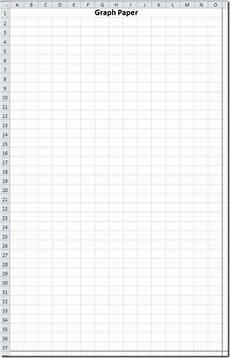 Semilog Graph Paper Excel Convert Excel Worksheet Into Graph Paper