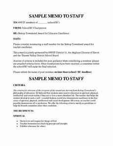 Memo Meeting Sample For Staff 6 Staff Announcement Templates Pdf Doc Free