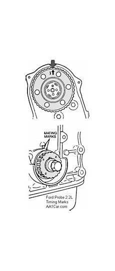 Solved How Do I Change Timing Belt On Ford Fiesta 2000