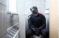 Batman Potty A Writer S Desk Like A Superhero