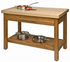 These 10 Portable Islands Work In Your Kitchen Unfinished Teak Wood Kitchen Island Table Stand With