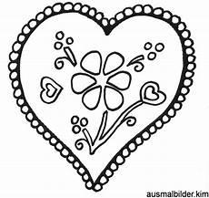 Malvorlage Herz Kostenlose Ausmalbilder Und Malvorlagen Herzen Zum