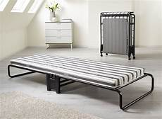be advance airflow fibre single folding bed cfs