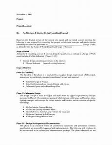 Interior Design Proposal Sample Interior Design Quotation Template Emetonlineblog
