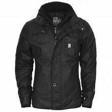 mens winter coats new mens crosshatch jacket zip layer padded