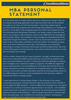 Mba Admission Essay Sample Mba Personal Statement Writer For You