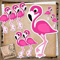 Printable Party Designs Rebeccab Designs Free Printable Flamingo Print And Cut