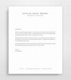 Examples Of Personal Letterhead Letterhead Template Business Letterhead Letterhead Design