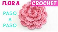 crochet paso a paso flor a crochet paso a paso perder detalle