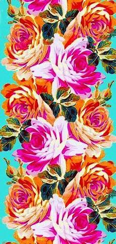 neon floral iphone wallpaper bright floral wallpaper p r i n t s pattern