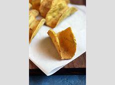 Taco shell recipe   Zero oil taco shell recipe