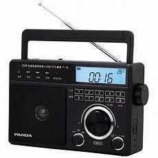 Portable Bands Digital Radio Card by Panda T 19 Player Elderly Portable Desktop Digital
