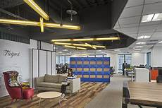 Microsoft Office Design Gallery Microsoft S Taipei Office Workplace Design For A Strong