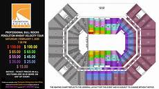 Thompson Boling Arena Seating Chart With Row Numbers Thompson Boling Arena Seating