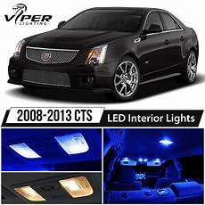 2006 Cadillac Cts Led Lights 2008 2013 Cadillac Cts Cts V Blue Led Lights Interior