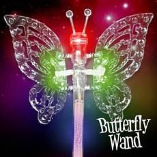 Light Up Butterfly Wand Light Up Butterfly Wand