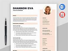 Free Cv Template Doc Free Resume Templates In Microsoft Word Doc Docx Format