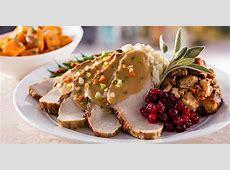 Exquisite Thanksgiving Dinner   Eddie V's Prime Seafood