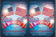 Memorial Day Flyer Memorial Amp Independence Day Flyer Flyer Templates