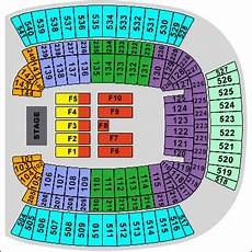 One Direction Seating Chart Heinz Field Seating Chart One Direction Coladot