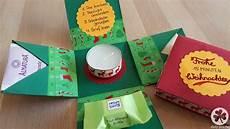 weihnachtsgeschenke box diy 15 minuten auszeit box do it yourself geschenke