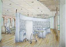 Perspective Office Case Study Commercial Project Thesis Design Kdz