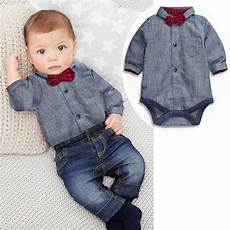 baby boy clothes 2017 summer baby bebes boys clothes set romper bow