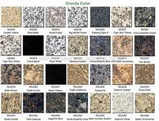 Granite Color Chart Image Result For Level 1 Granite Color Chart Types Of