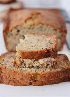 Light Banana Bread Sour Cream Banana Bread Recipe One Bowl Mel S Kitchen Cafe