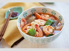 15 Minute Tom Yum Noodle Soup  we are going to have to do