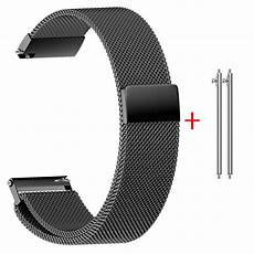Bakeey 20mm 22mm 26mm Width Magnetic by New High Quality Milanese Magnetic Loop For Universal