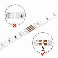Led Light Strips You Can Cut Can You Cut Led Lights