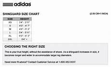 Soccer Shin Guard Size Chart Nike Mercurial Lite Shin Guards Size Chart