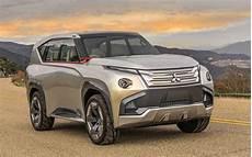 2019 Mitsubishi Montero by 2019 Mitsubishi Montero Review Redesign Specs Release