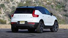 volvo cx40 2019 2019 volvo xc40 r design has black exterior accents and