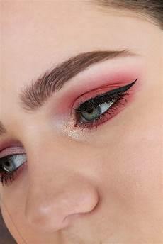 a pink eyeshadow makeup tutorial makeup and