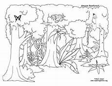Malvorlagen Urwald Gratis Malvorlagen Urwald Zeichnen
