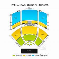 Pechanga Casino Seating Chart Pechanga Entertainment Center Seating Chart Vivid Seats