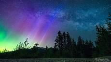 Solar Northern Lights Solar Storm Could Spark Northern Lights Around Northwest