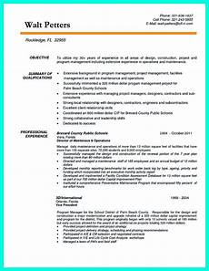 Project Manager Construction Resume Simple Construction Superintendent Resume Example To Get