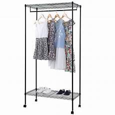 hanging clothes rack on wheels heavy duty garment racks hanging clothes rack with wheels