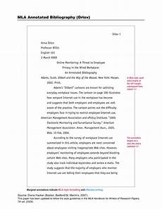 Mla Examples Paper Mla Style And Research Paper Format Mla Style Paper