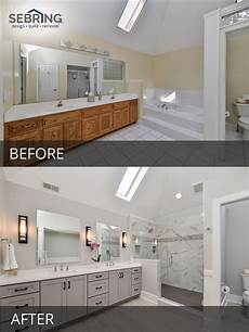s master bathroom before after pictures