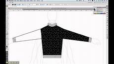 knit illustration adobe illustrator cs5 sweater tutorial 5
